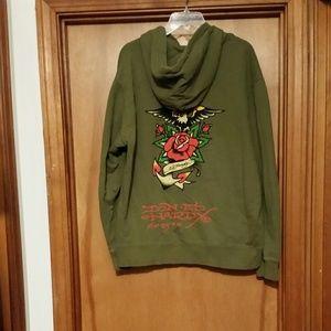 Men's Ed Hardy sweatshirt